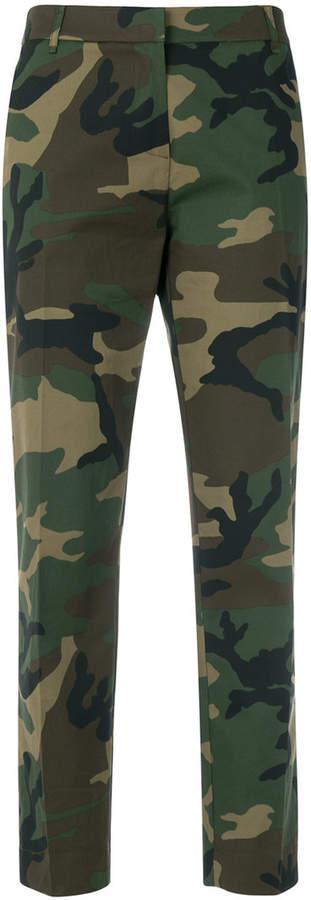 Essentiel Antwerp Hose mit Camouflage-Muster
