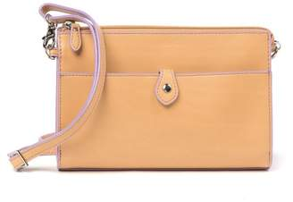 Lodis Audrey RFID Vicky Leather Crossbody