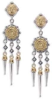 Konstantino Gaia Chandelier Earrings