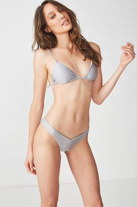Body Tarni Slider Triangle Bikini Top