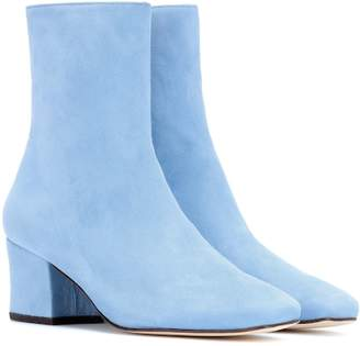 Dorateymur Sybil suede ankle boots