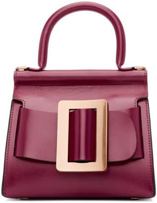 Boyy Purple Karl 19 Bag