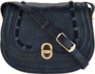 Aimee Kestenberg Vintage Leather Saddle Crossbody