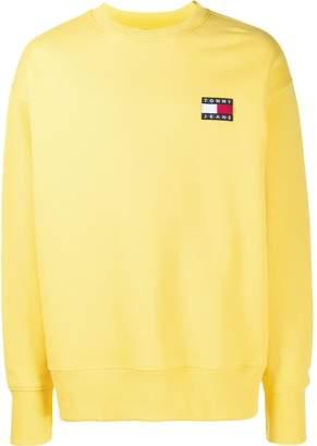 Tommy Jeans logo detail sweatshirt