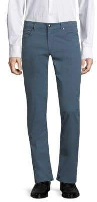 Corneliani Slim-Fit Cotton Pants