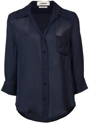 L'Agence casual shirt
