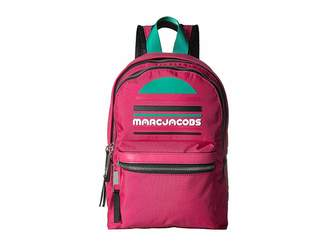 Marc Jacobs Trek Pack Exaggerated Sport Logo Medium Backpack