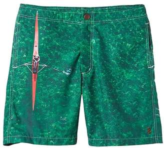 Banana Republic retromarine | Long Board Short
