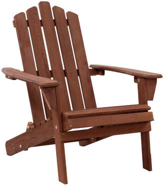Adirondack Dwell Outdoor Brown Valencia Outdoor Chair