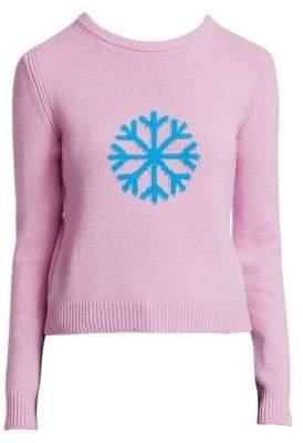 Alberta Ferretti Rainbow Week Capsule Days Of The Week Snowflake Emoji Sweater