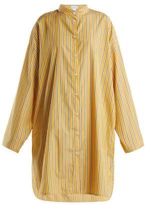 Raey Deck Chair split-side cotton shirt