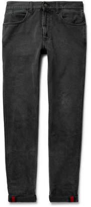 Gucci Slim-Fit Washed-Denim Jeans