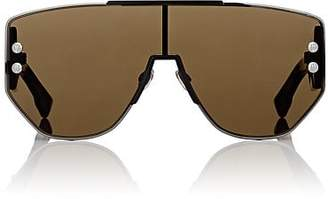 "Christian Dior Women's ""DiorAddict1"" Sunglasses - Dk. brown"