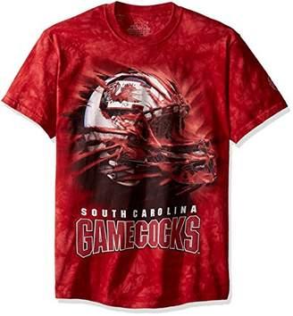 The Mountain Men's University of South Carolina Gamecock Helmet Breakthrough T-Shirt,S
