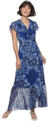 Apt. 9 Women's Ruffle Wrap Dress