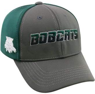 NCAA University Of Ohio Bobcats Grey Two Tone Baseball Cap