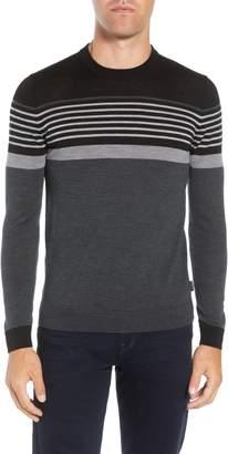 Ted Baker Giantbu Slim Fit Wool Blend Sweater