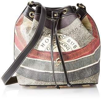 Gattinoni Women's GPLB026 Cross-Body Bag Multicolour