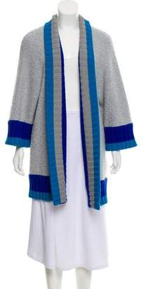 Missoni Alpaca Blend Open Front Cardigan