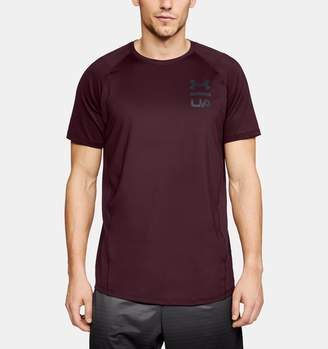 Under Armour Men's UA MK-1 Logo Graphic Short Sleeve