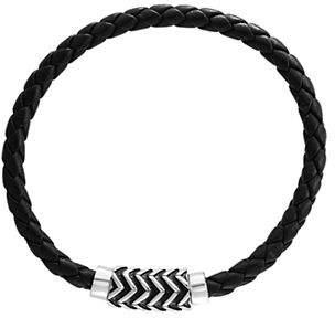 Effy Sterling Silver Braided Bracelet
