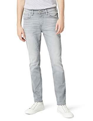 Tom Tailor Men's's Culver Skinny Grey Denim Jeans, 1058, W36/L34 (Size: 36)
