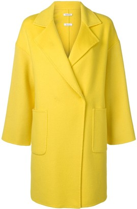P.A.R.O.S.H. Lottie single breasted coat