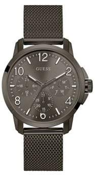 GUESS Stainless Steel Multifunction Bracelet Watch
