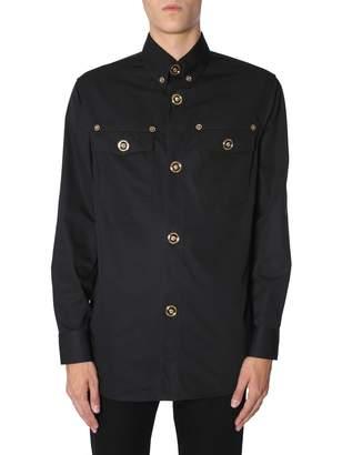 Versace Gabardine Shirt