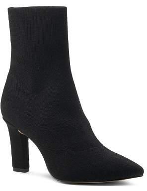 Botkier Women's Nadia Knit High-Heel Booties