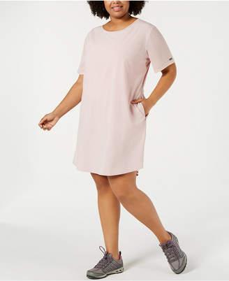 Columbia Plus Size Water-Repellent Dress