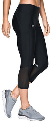 Under Armour Fly-By Ultra-Tight Capri Leggings $49.99 thestylecure.com