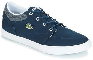 e543f184e16608 Mens Lacoste Trainers Blue - ShopStyle UK