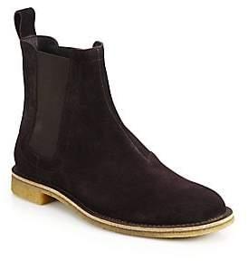 Bottega Veneta Men's Aussie Suede Chelsea Boots