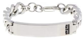 Ben Sherman Stainless Steel ID Plate Bracelet