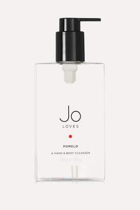Jo Loves Pomelo Hand & Body Cleanser, 200ml