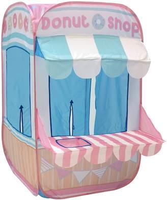 Play-Hut Playhut Donut Shop Pretend City Play Tent