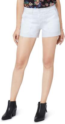 Sam Edelman Lotus Raw Hem Shorts