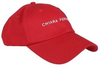 Chiara Ferragni Embroidered Logo Cap