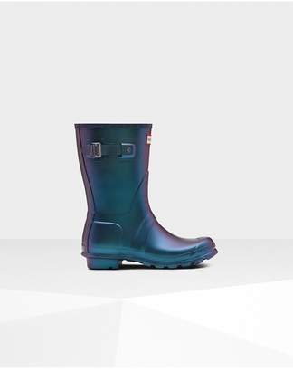 Hunter Womens Original Nebula Short Rain Boots