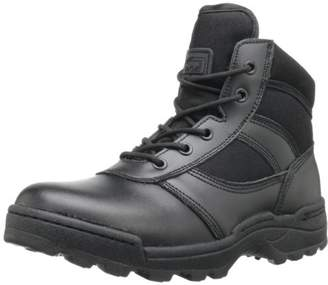 Bates Footwear Ridge Footwear Men's Dura-Max Mid Zipper Work Boot