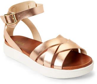 863cbc1f44a Mia Rose Gold Valerie Ankle Strap Platform Sandals