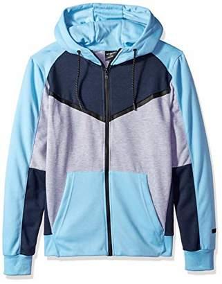 WT02 Men's Fleece Zip Sweater