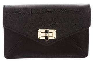 Diane von Furstenberg 440 Gallery Bitsy Caviar Leather Bag