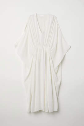H&M Kaftan Dress - White