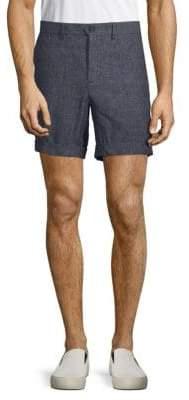 J. Lindeberg Slim Fit Textured Shorts