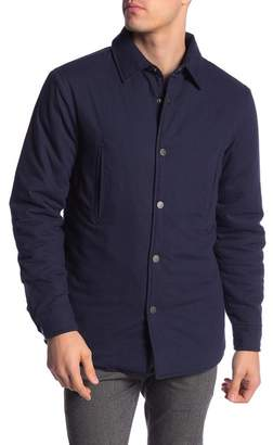 Slate & Stone Quilted Snap Shirt