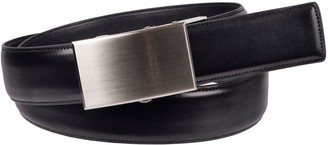 Apt. 9 Men's Plaque-Buckle Precision Fit Dress Belt
