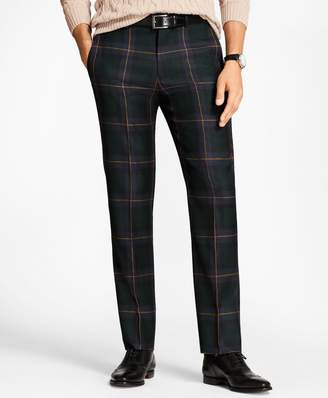 Brooks Brothers Regent Fit Plaid with Deco Trousers