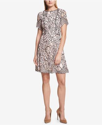 5f0490f867e Kensie Black A Line Dresses - ShopStyle